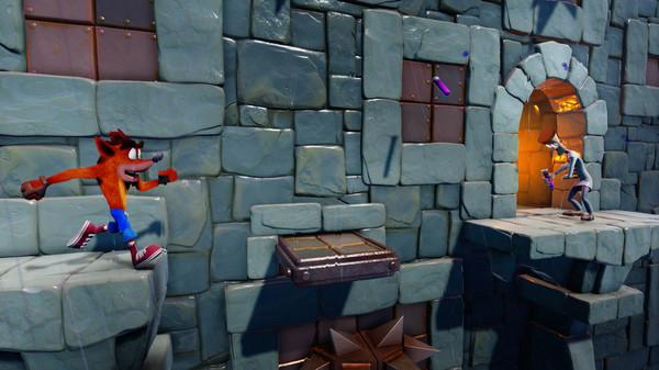 Скриншот №7 к Crash Bandicoot™ N. Sane Trilogy