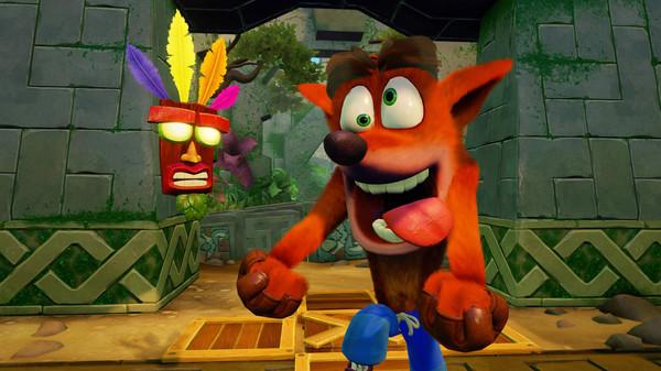 Скриншот №10 к Crash Bandicoot™ N. Sane Trilogy