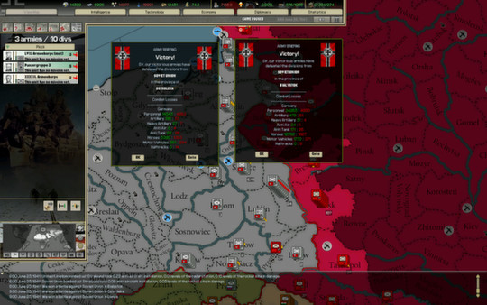 скриншот Darkest Hour: A Hearts of Iron Game 4