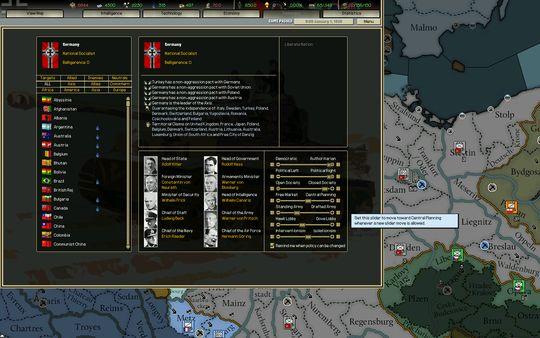 скриншот Darkest Hour: A Hearts of Iron Game 5