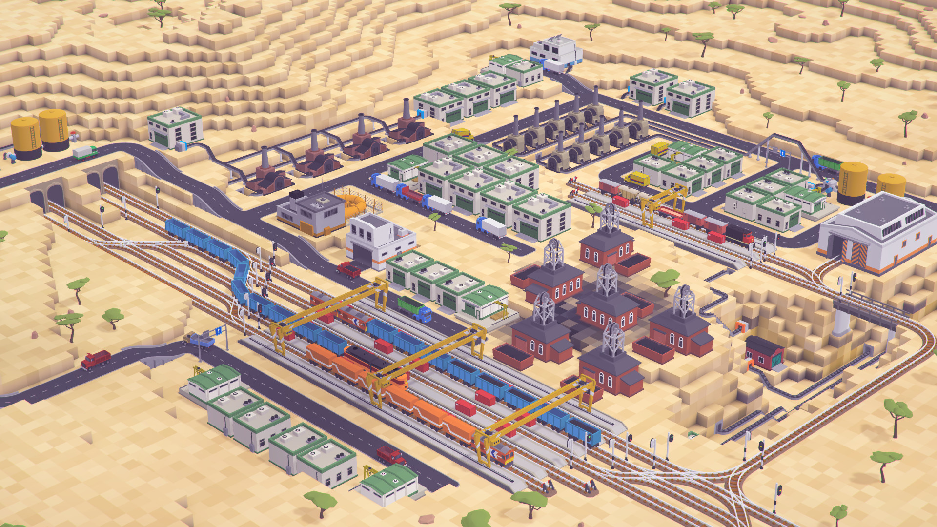 Find the best laptop for Voxel Tycoon
