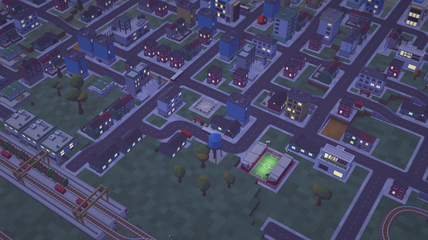 Скриншот №7 к Voxel Tycoon