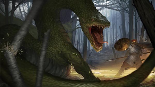 Скриншот №1 к Battle Brothers - Lindwurm