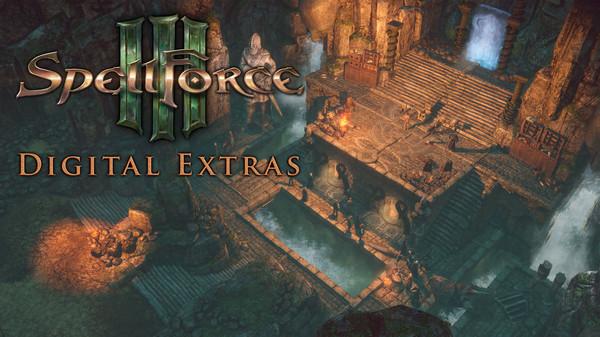 Скриншот №1 к SpellForce 3 Digital Extras