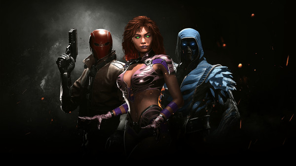 Скриншот №1 к Injustice™ 2 - Fighter Pack 1