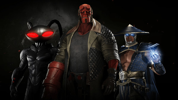 Скриншот №1 к Injustice™ 2 - Fighter Pack 2