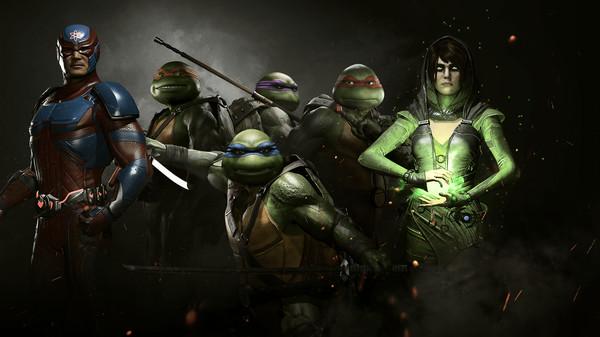 Скриншот №1 к Injustice™ 2 - Fighter Pack 3