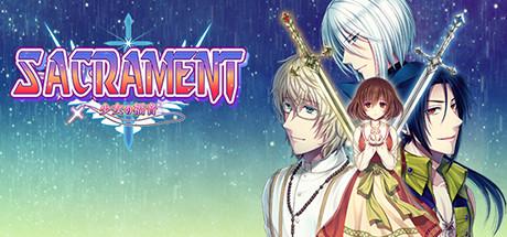 Sacrament Cover Image