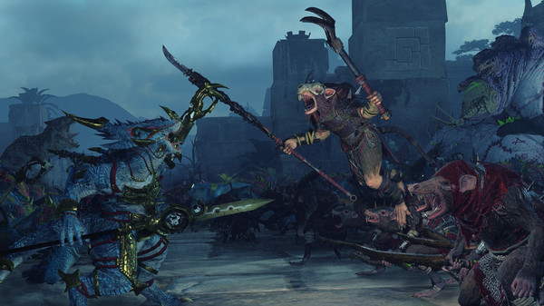 Скриншот №1 к Total War WARHAMMER II - Tretch Craventail