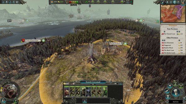 Скриншот №2 к Total War WARHAMMER II - Tretch Craventail
