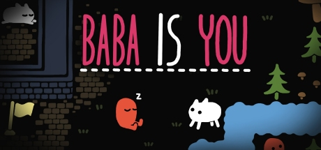 Baba Is You Cover Image
