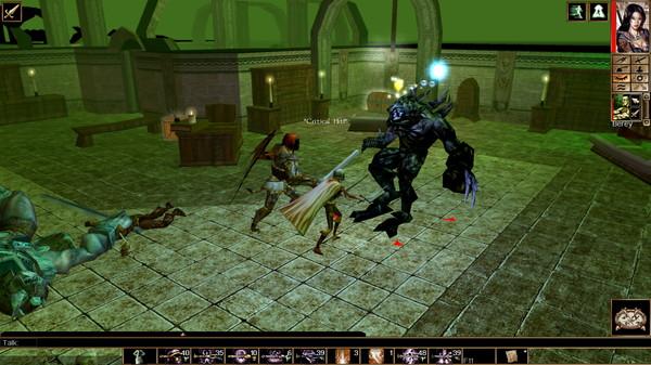 Скриншот №3 к Neverwinter Nights Infinite Dungeons