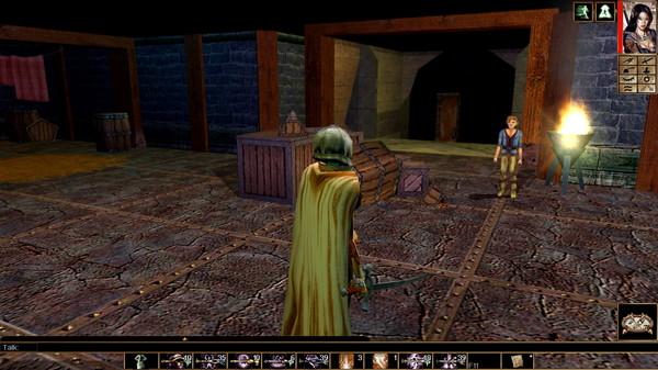 Скриншот №4 к Neverwinter Nights Infinite Dungeons