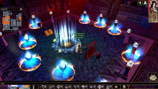 Скриншот №5 к Neverwinter Nights Infinite Dungeons