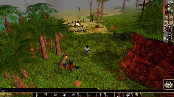 Скриншот №1 к Neverwinter Nights Pirates of the Sword Coast