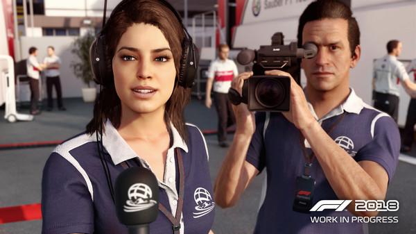 скриншот F1 2018 5