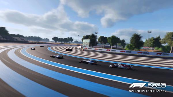 скриншот F1 2018 3