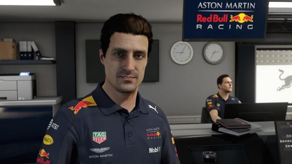 скриншот F1 2018 1