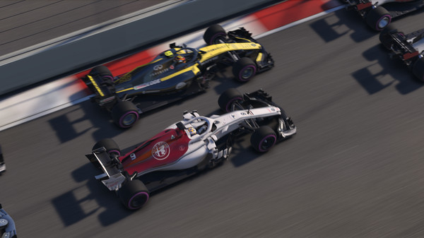 скриншот F1 2018 2