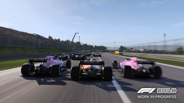 скриншот F1 2018 4