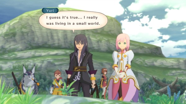 Tales of Vesperia: Definitive Edition скриншот