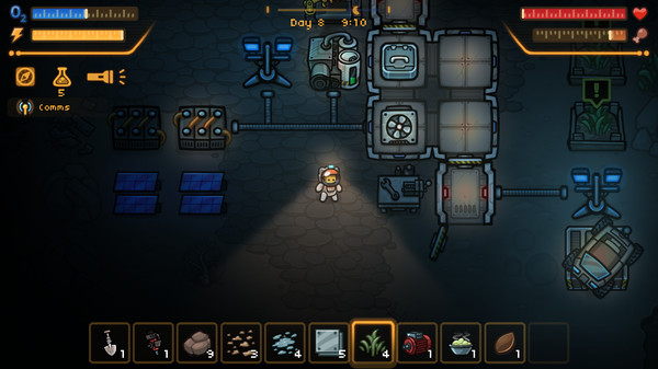 Screenshot of MewnBase