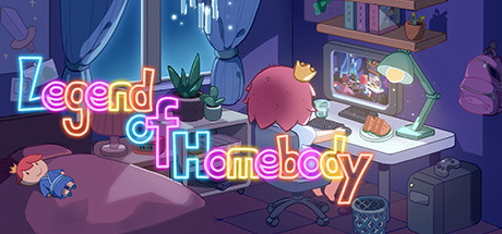 Legend of Homebody Cover Image