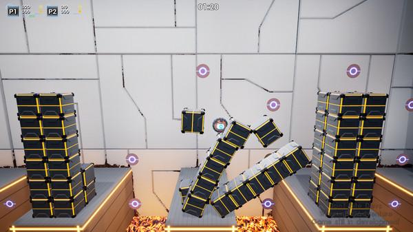 Скриншот №2 к Wreckin Ball Adventure