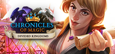 Chronicles of Magic: Divided Kingdoms Cover Image