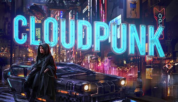 Cloudpunk on Steam