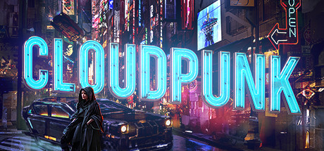 Cloudpunk Cover Image