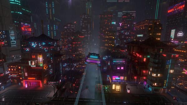 Скриншот №9 к Cloudpunk