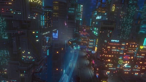 Скриншот №4 к Cloudpunk