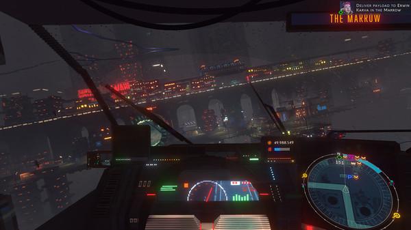 Скриншот №3 к Cloudpunk