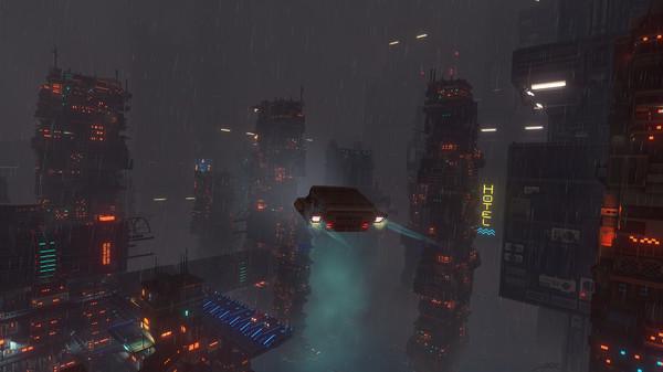 Скриншот №2 к Cloudpunk