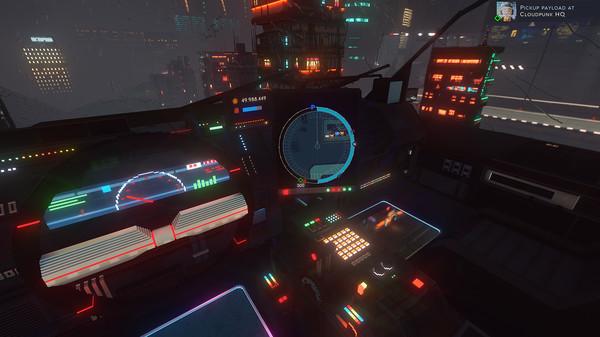Скриншот №10 к Cloudpunk