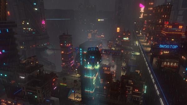 Скриншот №5 к Cloudpunk