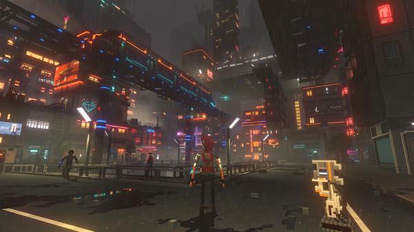 Скриншот №6 к Cloudpunk