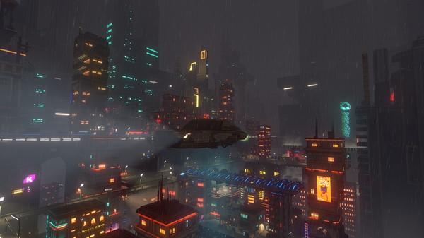Скриншот №7 к Cloudpunk