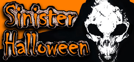 Sinister Halloween Cover Image
