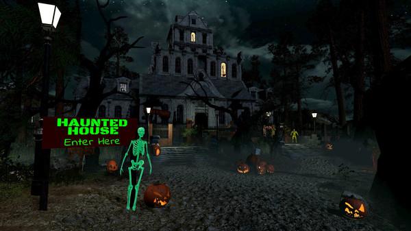 Sinister Halloween screenshot