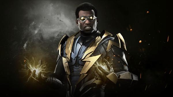 Скриншот №1 к Injustice™ 2 - Black Lightning