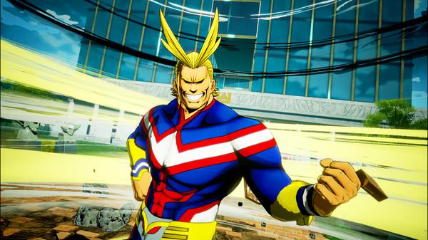 Скриншот №9 к MY HERO ONES JUSTICE