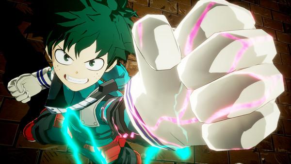 Скриншот №8 к MY HERO ONES JUSTICE