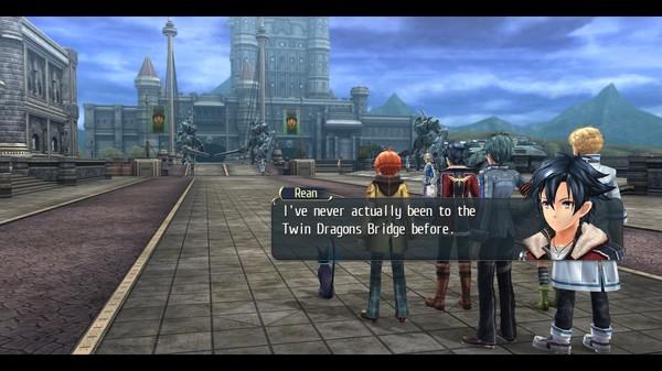 The Legend of Heroes: Trails of Cold Steel II screenshot