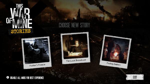 Скриншот №1 к This War of Mine Stories - Season Pass