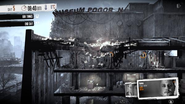 Скриншот №20 к This War of Mine Stories - Season Pass