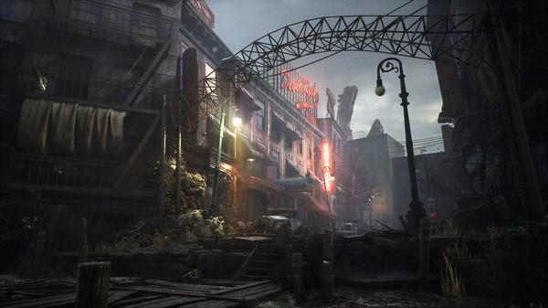 Скриншот №7 к The Sinking City