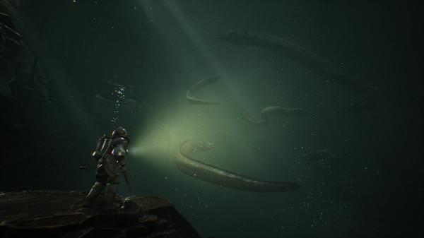 Скриншот №5 к The Sinking City