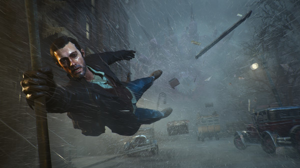Скриншот №3 к The Sinking City